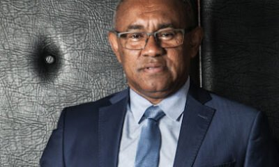 CAF President Tested Positive To Covid 19