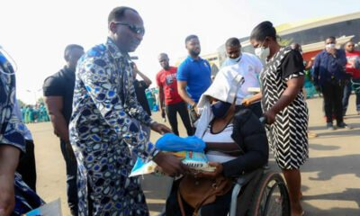 Pastor Enenche Showed Love To Members And Non-Members
