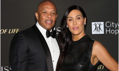 Dr Dre's Marriage Drama