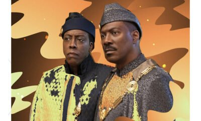 Coming to America Part To Premier March 2020