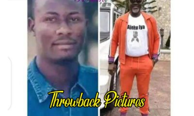 Throwback Pictures Of Celebrities and Politicians