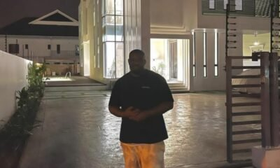 Don Jazzy Acquires A Brand New Crib