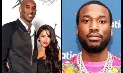 """Meek Mill Responds Back To Vanessa Bryant After Dragged For """"Disrespectful"""" Kobe Lyric"""