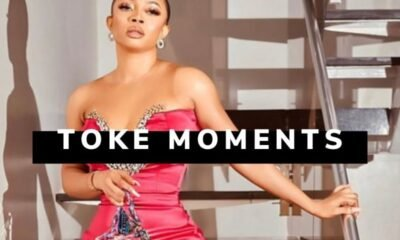 """Toke Makinwa Addresses Adult Life In This Episode Of """"Toke Moments"""""""