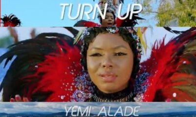 """New Video: Yemi Alade drops colourful video for """"Turn Up"""""""