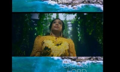 """New Video: Sinach unlock the visual for """"Greatest Lord"""""""