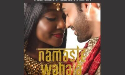 Nollywood-Bollywood Collaboration rom-com 'Namaste Wahala' is coming to Netflix this Valentine's Day