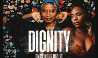 """Angelique Kidjo join force with Yemi Alade for """"Dignity"""""""