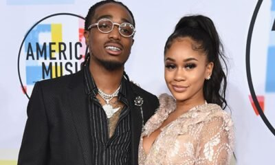 Nigerian Reactions To Quavo Taking Back His Bentley From Ex, Saweetie