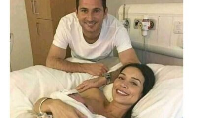 New Baby For Frank Lampard