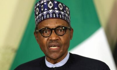 President Buhari repeats shoot without hesitation request for illicit owners of AK-47