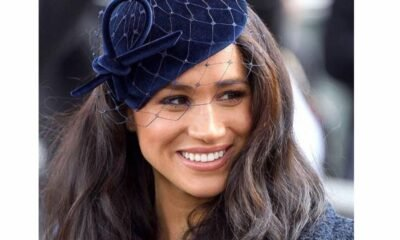 Women, Get Your Strength From Meghan Markle - Speak Up And Fight For What's Right!