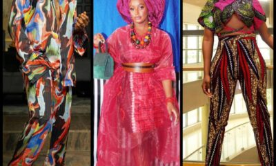 Celebrities In Daring And Enviable Fashion Colours