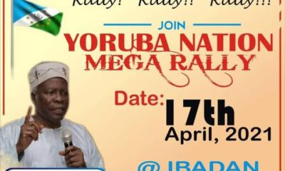 A New Group Calling For A New State Of Ibadan